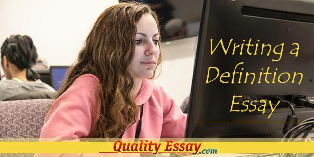 Excellent Tips on Writing a Definition Essay